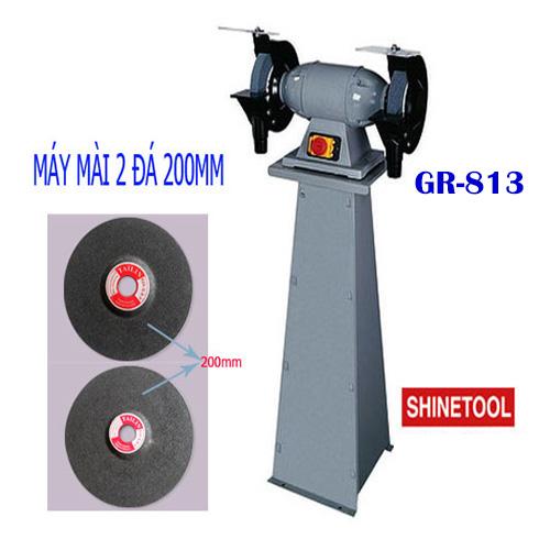 Máy mài hai đá GR-813