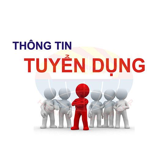 Tuyển nhân viên kinh doanh (Chi nhánh Hồ Chí Minh)